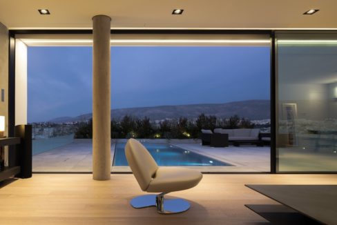 New super Luxury Penthouse at Glyfada Athens with roof top pool 7
