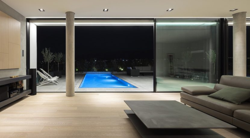 New super Luxury Penthouse at Glyfada Athens with roof top pool 8