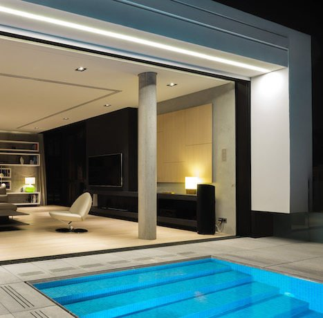 New super Luxury Penthouse at Glyfada Athens with roof top pool 9
