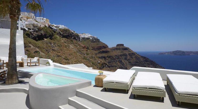 Santorini Luxury Villa for sale 10