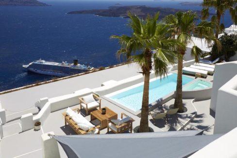 Santorini Luxury Villa for sale 11