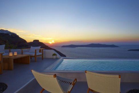 Santorini Luxury Villa for sale 13