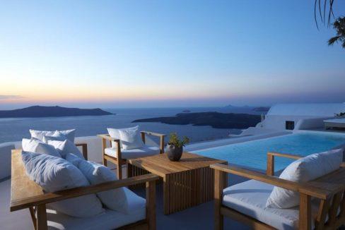 Santorini Luxury Villa for sale 15