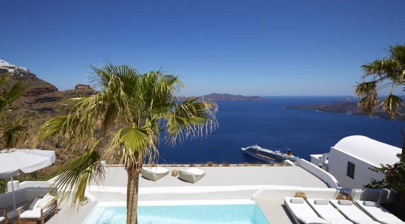 Santorini Luxury Villa for sale 18