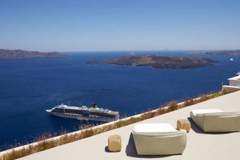 Santorini Luxury Villa for sale 19