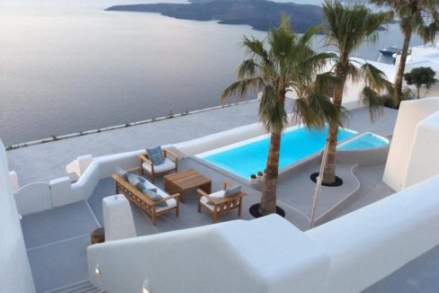 Santorini Luxury Villa for sale 21