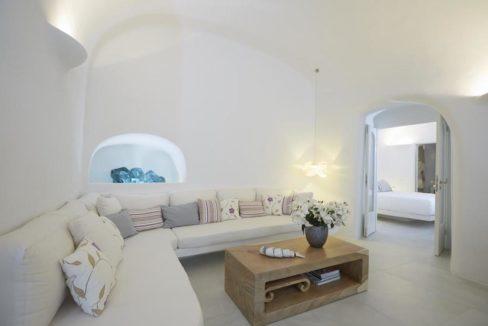 Santorini Luxury Villa for sale 3