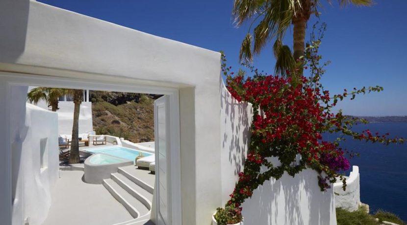Santorini Luxury Villa for sale 6