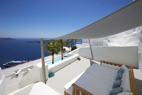 Santorini Luxury Villa for sale 9