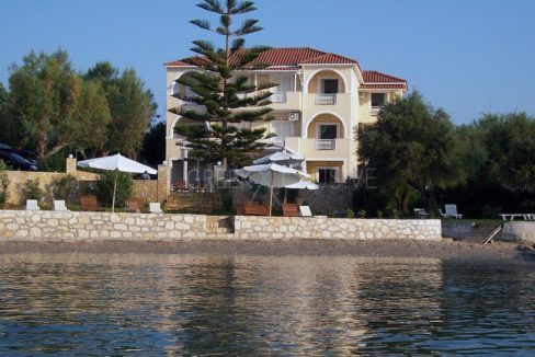 Seafront Property in Zakynthos Greece, Seafront Villa Zakynthos for sale