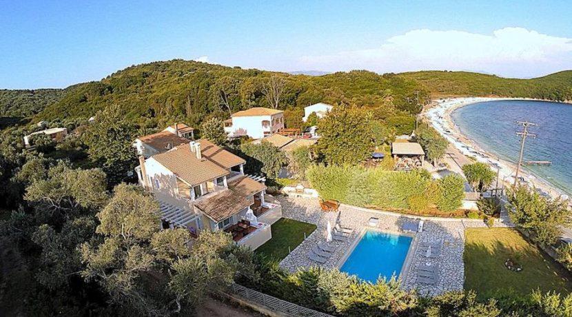Seafront Villa in Avlaki Corfu 15