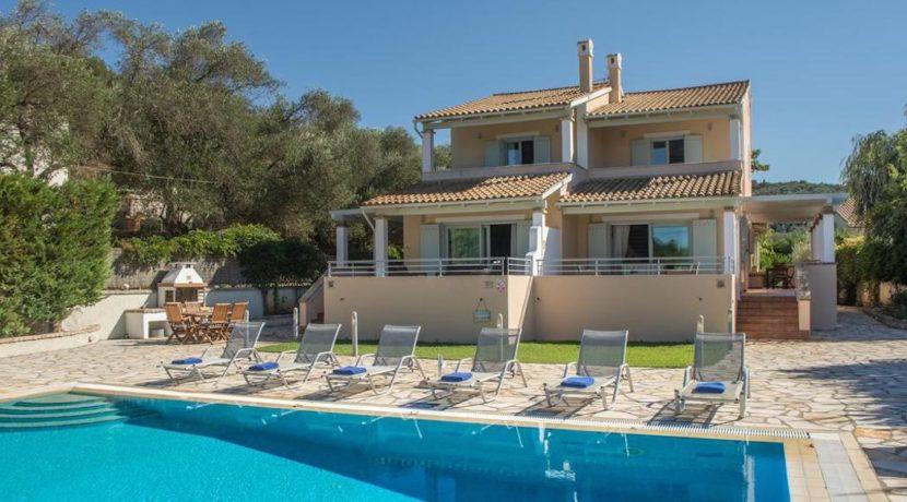 Seafront Villa in Avlaki Corfu 2