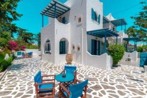 Small Apartments Hotel in Paros, Parikia, Hotel for Sale Paros