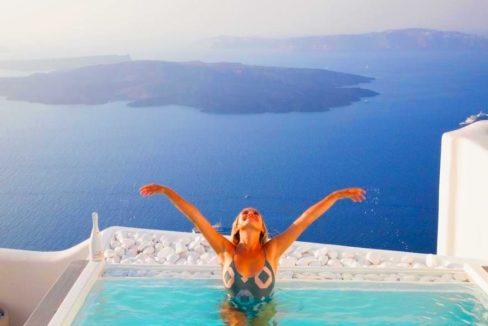 Villa For Sale in Santorini Island 1