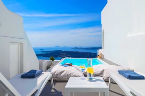 Villa For Sale in Santorini Island 12