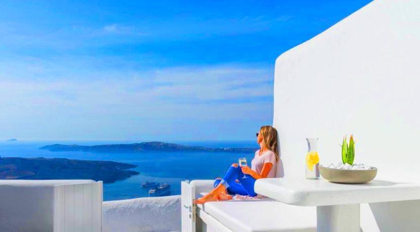 Villa For Sale in Santorini Island 2
