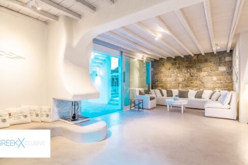 Villa Mykonos Greece for sale ,Mykonos Properties 10