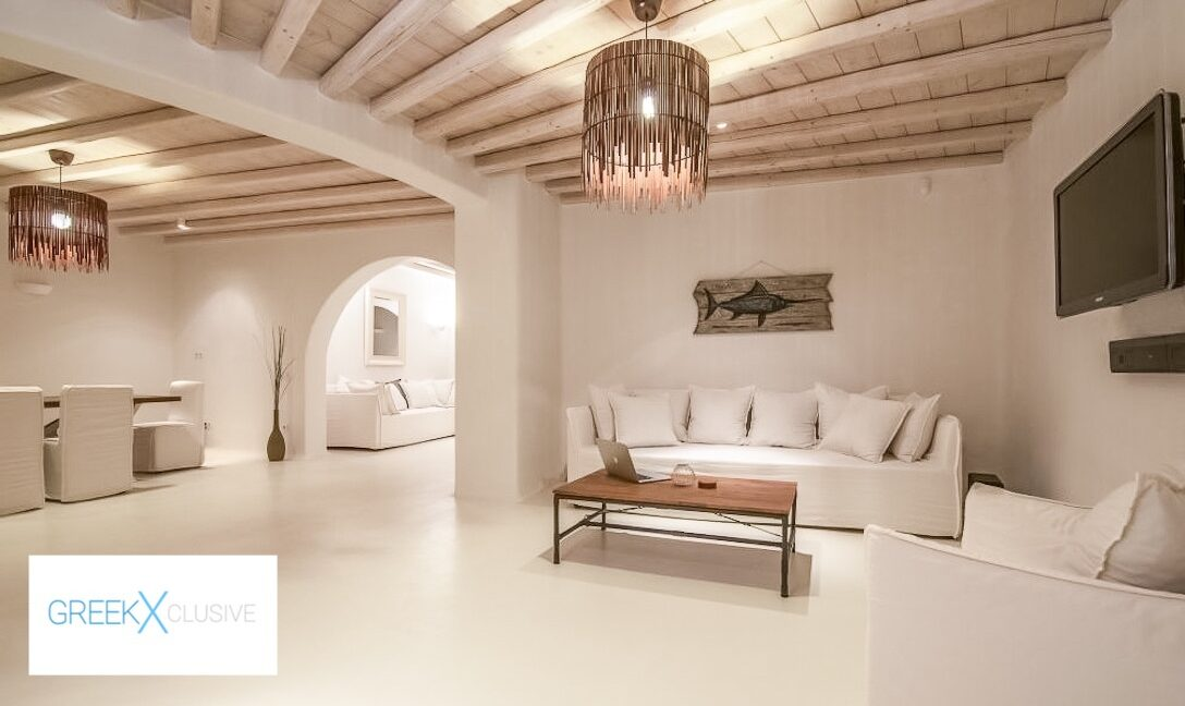 Villa Mykonos Greece for sale ,Mykonos Properties 13