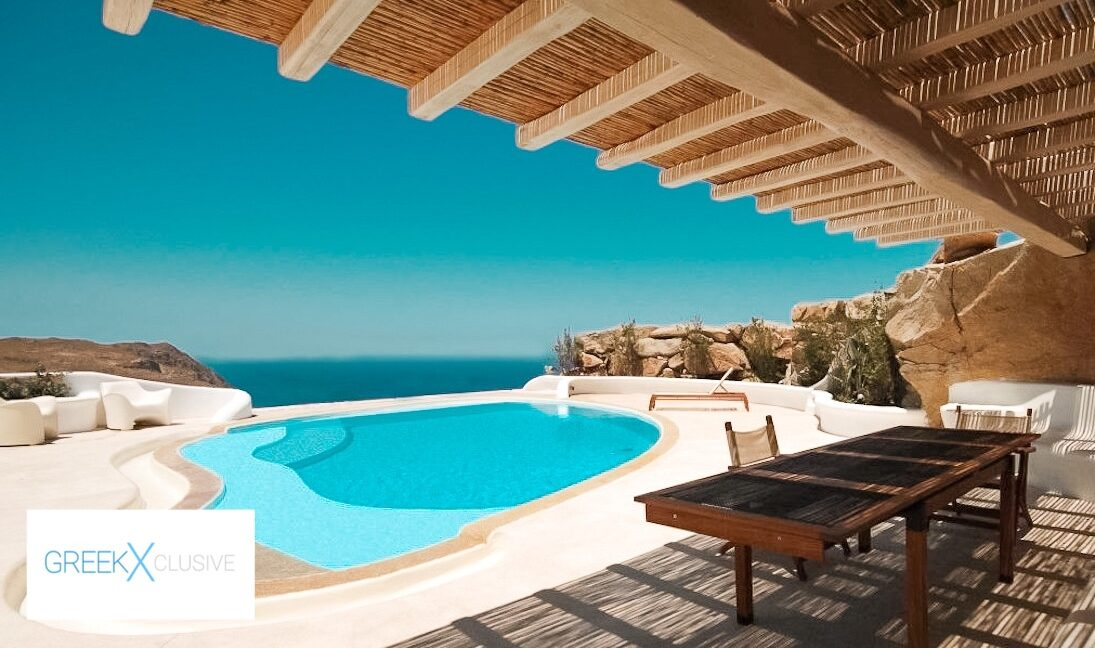 Villa Mykonos Greece for sale, Mykonos Properties