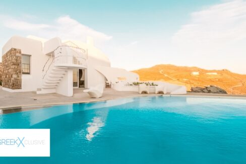 Villa Mykonos Greece for sale ,Mykonos Properties 21