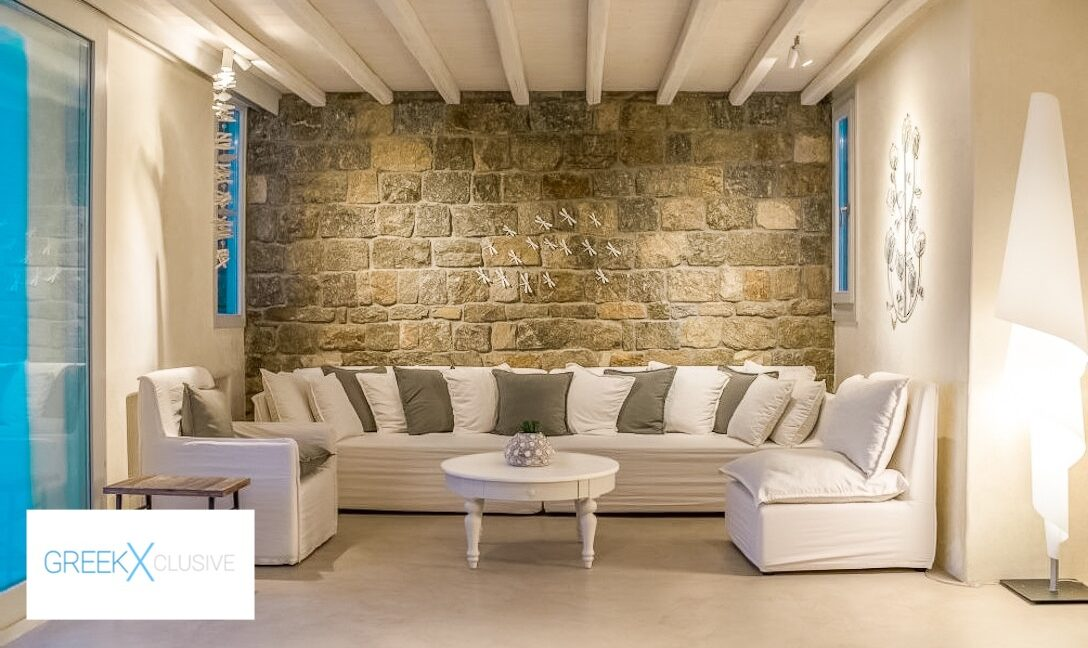 Villa Mykonos Greece for sale ,Mykonos Properties 9