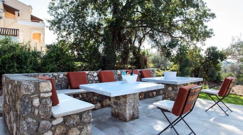 Villa for Sale Corfu Greece 10