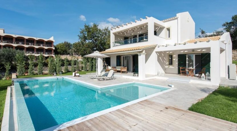 Villa for Sale Corfu Greece 11