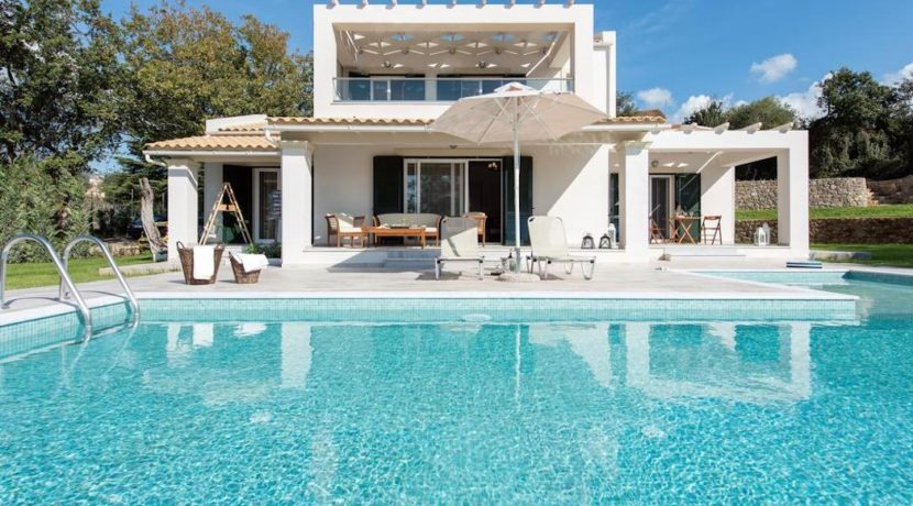 Villa for Sale Corfu Greece 19