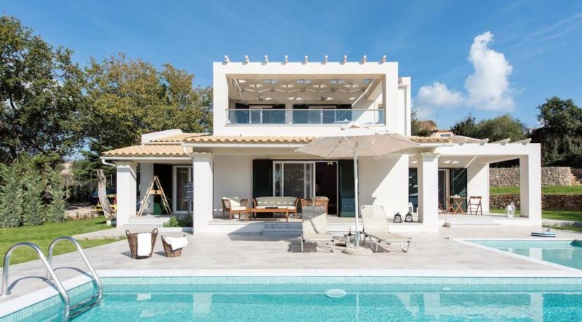 Villa for Sale in Corfu Greece, Real Estate Greece, Top Villas, Property in Greece,