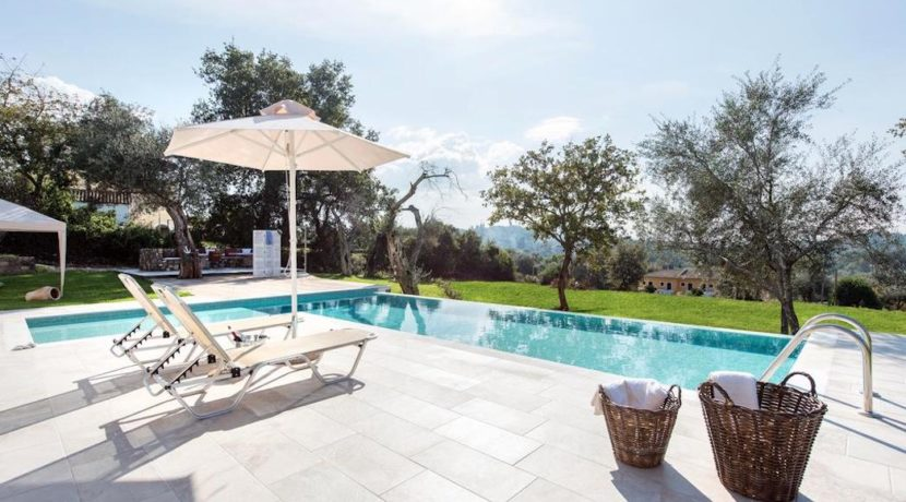 Villa for Sale Corfu Greece 23