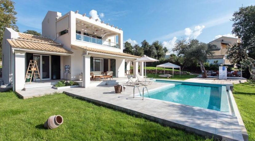 Villa for Sale Corfu Greece 28
