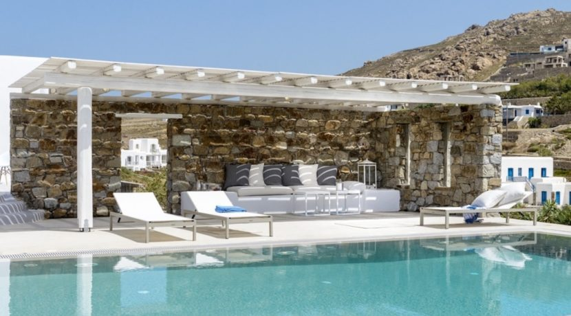 Villa for sale Mykonos, Elia Beach 11