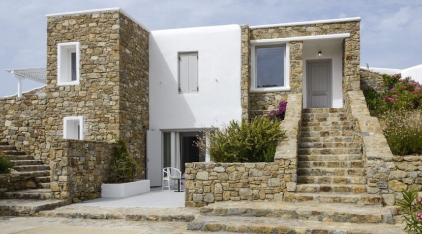 Villa for sale Mykonos, Elia Beach 12
