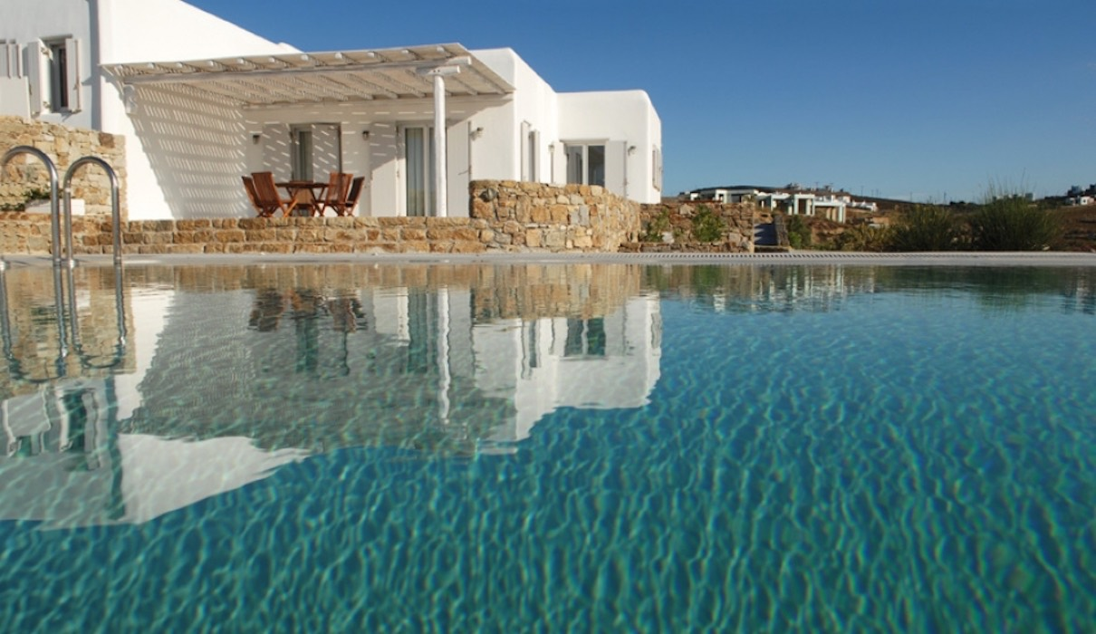 Villa for sale Mykonos, Elia Beach