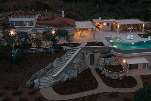 Villa for sale at Porto Heli , Peloponnese FOR SALE 14