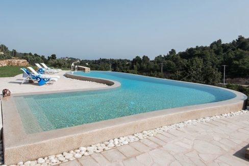Villa for sale at Porto Heli , Peloponnese FOR SALE 17