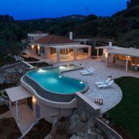 Villa for sale at Porto Heli