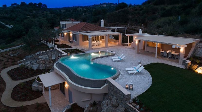 Villa for sale at Porto Heli