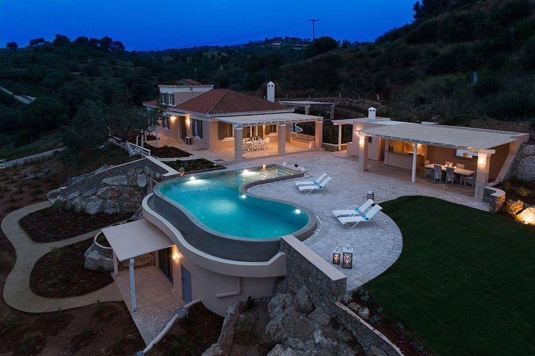Villa for sale at Porto Heli , Peloponnese