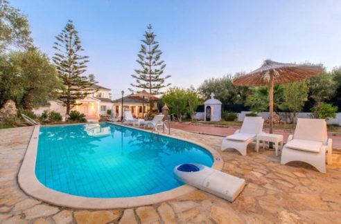 Villa near The sea Zante