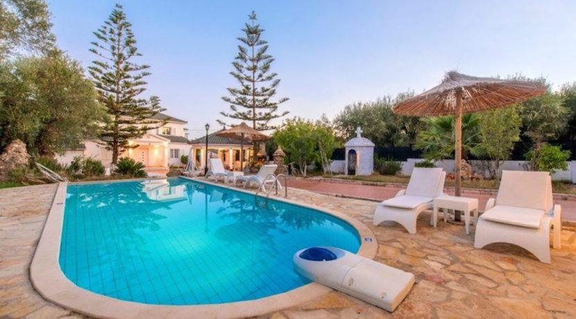 Villa near The sea Zante
