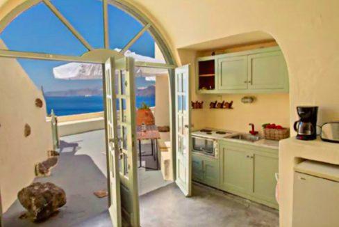 2 Cave Houses Oia Santorini Caldera. Cave House for Sale Santorini, Oia Santorini for Sale, Real Estate Santorini, Property Santorini for Sale, Oia 4