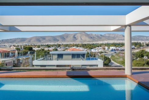 4 bedroom luxury penthouse for sale in Glyfada. Glyfada luxury house, Glyfada Athens for sale. Luxury Apartments in Greece10