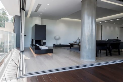 4 bedroom luxury penthouse for sale in Glyfada. Glyfada luxury house, Glyfada Athens for sale. Luxury Apartments in Greece3