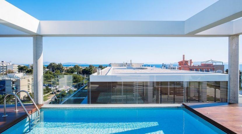 4 bedroom luxury penthouse for sale in Glyfada. Glyfada luxury house, Glyfada Athens for sale. Luxury Apartments in Greece5