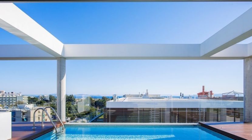4 bedroom luxury penthouse for sale in Glyfada. Glyfada luxury house, Glyfada Athens for sale. Luxury Apartments in Greece6