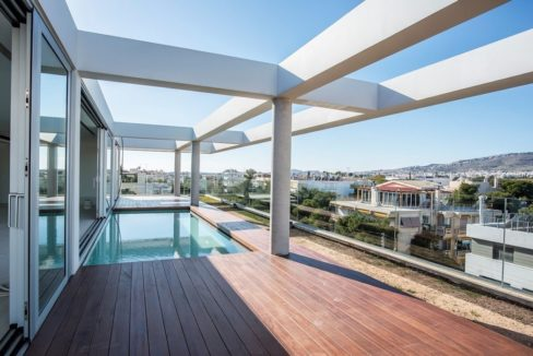 4 bedroom luxury penthouse for sale in Glyfada. Glyfada luxury house, Glyfada Athens for sale. Luxury Apartments in Greece7