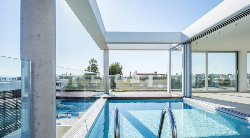 4 bedroom luxury penthouse for sale in Glyfada. Glyfada luxury house, Glyfada Athens for sale. Luxury Apartments in Greece8
