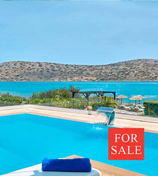 Beachfront Villas in Greece for Sale