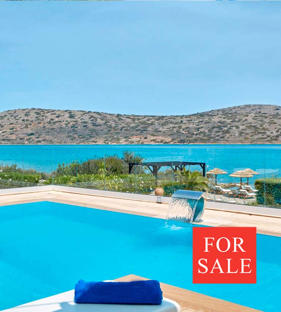 Beachfront Villas in Greece for Sale
